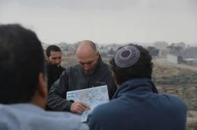 Tour of East Jerusalem for the Be'eri Program for Pluralistic Jewish-Israeli Identity Education of the Shalom Hartman Institute